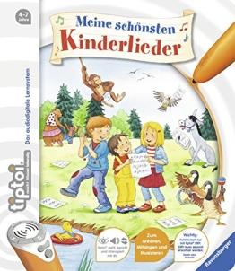 tiptoi® Bilderbuch: tiptoi® Meine schönsten Kinderlieder - 1