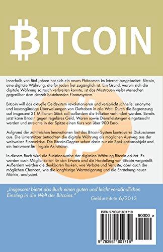 Bitcoin: Funktionsweise, Risiken und Chancen der digitalen Währung -