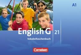 English G 21 - Ausgabe A: Band 1: 5. Schuljahr - Vokabeltaschenbuch - 1