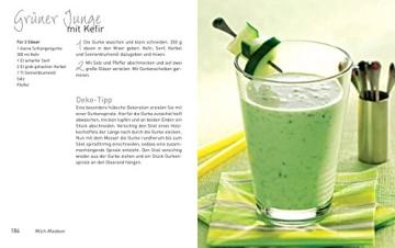 Smoothies, Shakes & Co. (Minikochbuch): Fruchtig, cremig und voller Vitamine (Minikochbuch Relaunch) - 3
