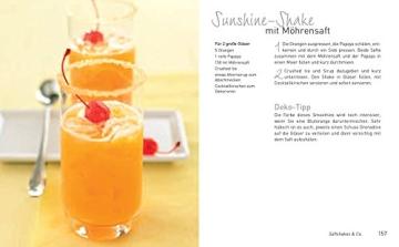 Smoothies, Shakes & Co. (Minikochbuch): Fruchtig, cremig und voller Vitamine (Minikochbuch Relaunch) - 4