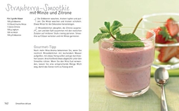Smoothies, Shakes & Co. (Minikochbuch): Fruchtig, cremig und voller Vitamine (Minikochbuch Relaunch) - 5