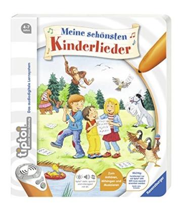 tiptoi® Bilderbuch: tiptoi® Meine schönsten Kinderlieder - 5