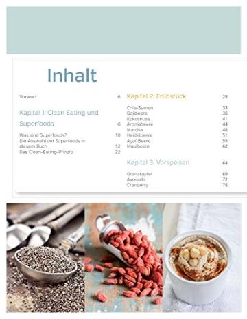 Clean Eating - Kochen mit Superfoods (Bewusst genießen - besser leben) - 2