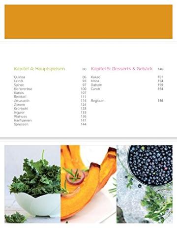 Clean Eating - Kochen mit Superfoods (Bewusst genießen - besser leben) - 3