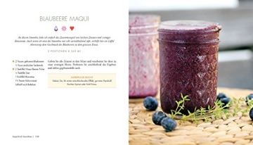 Das Buch der Superfood Smoothies: 100 Rezepte für leckere Powerdrinks - 3