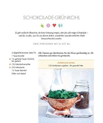 Das Buch der Superfood Smoothies: 100 Rezepte für leckere Powerdrinks - 7
