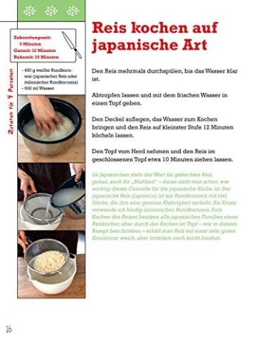 Japan! Japanische Küche: Die Grundlagen - 3