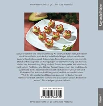 Küsten-Sushi: Exotisches neu interpretiert -