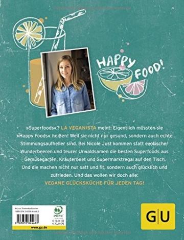 La Veganista. Iss dich glücklich mit Superfoods (GU Autoren-Kochbücher) - 2