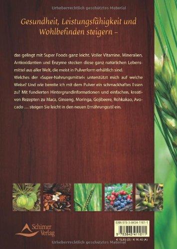 Super foods: Iss dich vital, gesund und schön - 2