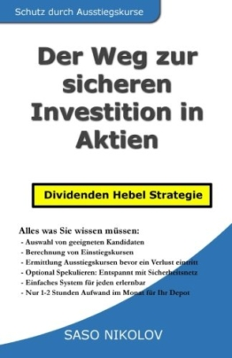 Der Weg zur sicheren Investition in Aktien: Dividenden Hebel Strategie -