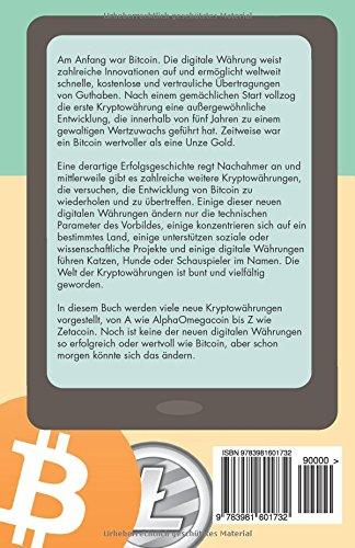 Handbuch der digitalen Währungen: Bitcoin, Litecoin und 150 weitere Kryptowährungen im Überblick -