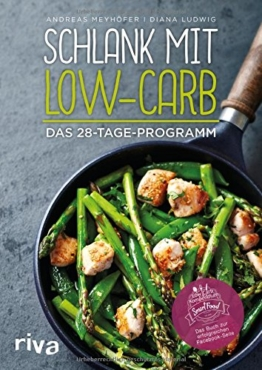Schlank mit Low-Carb: Das 28-Tage-Programm -