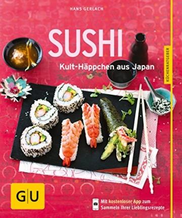Sushi: Kult-Häppchen aus Japan -