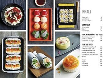 Sushi: klassische und neue Ideen - ganz einfach selbst gemacht -