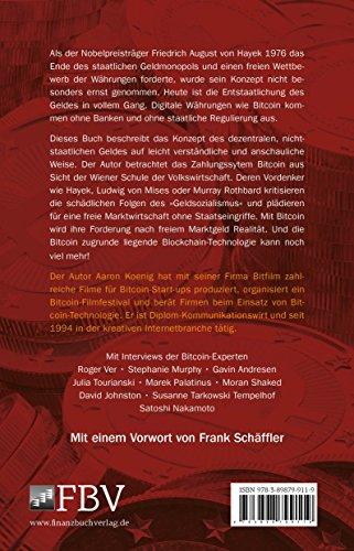 BITCOIN - Geld ohne Staat: Die digitale Währung aus Sicht der Wiener Schule der Volkswirtschaft - 3
