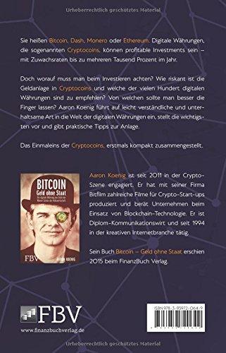 Cryptocoins: Investieren in digitale Währungen - 2