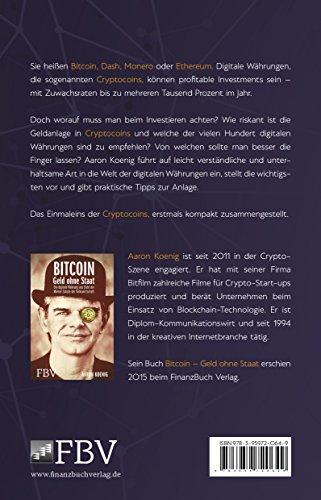 Cryptocoins: Investieren in digitale Währungen - 3