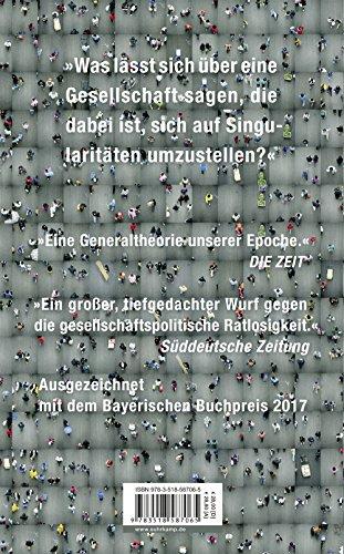 Die Gesellschaft der Singularitäten: Zum Strukturwandel der Moderne - 2