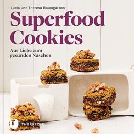 Superfood-Cookies - Aus Liebe zum gesunden Naschen - 1