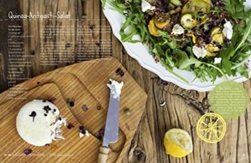 Gesund kochen ist Liebe: Über 80 ausgewogene und natürliche Rezepte - 5