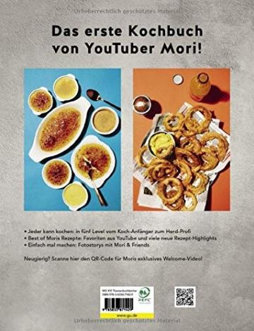Kochen? Läuft!: Mit YouTuber Mori von Kochlevel zu Kochlevel (GU Kochen & Verwöhnen Autoren-Kochbuecher) - 2