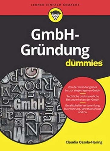 GmbH-Gründung für Dummies -
