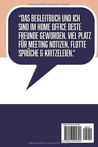 Home Office - Das Begleitbuch: 2021 - 2