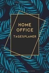 Home Office Organizer: Notizbuch Und Tagesplaner Für Telearbeit I Todo Listen & Notizbereich Für Skizzen, Protokolle Etc. I 160 Seiten Din A5, Perfektes Geschenk - 1