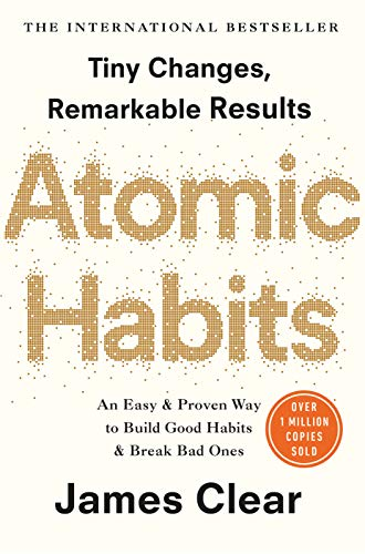Atomic Habits: The life-changing million copy bestseller - 1