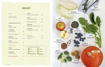 Die Ernährungs-Docs - Supergesund mit Superfoods: Die 10 wichtigsten Lebensmittel, um körperlich und geistig fit und gesund zu bleiben - 6
